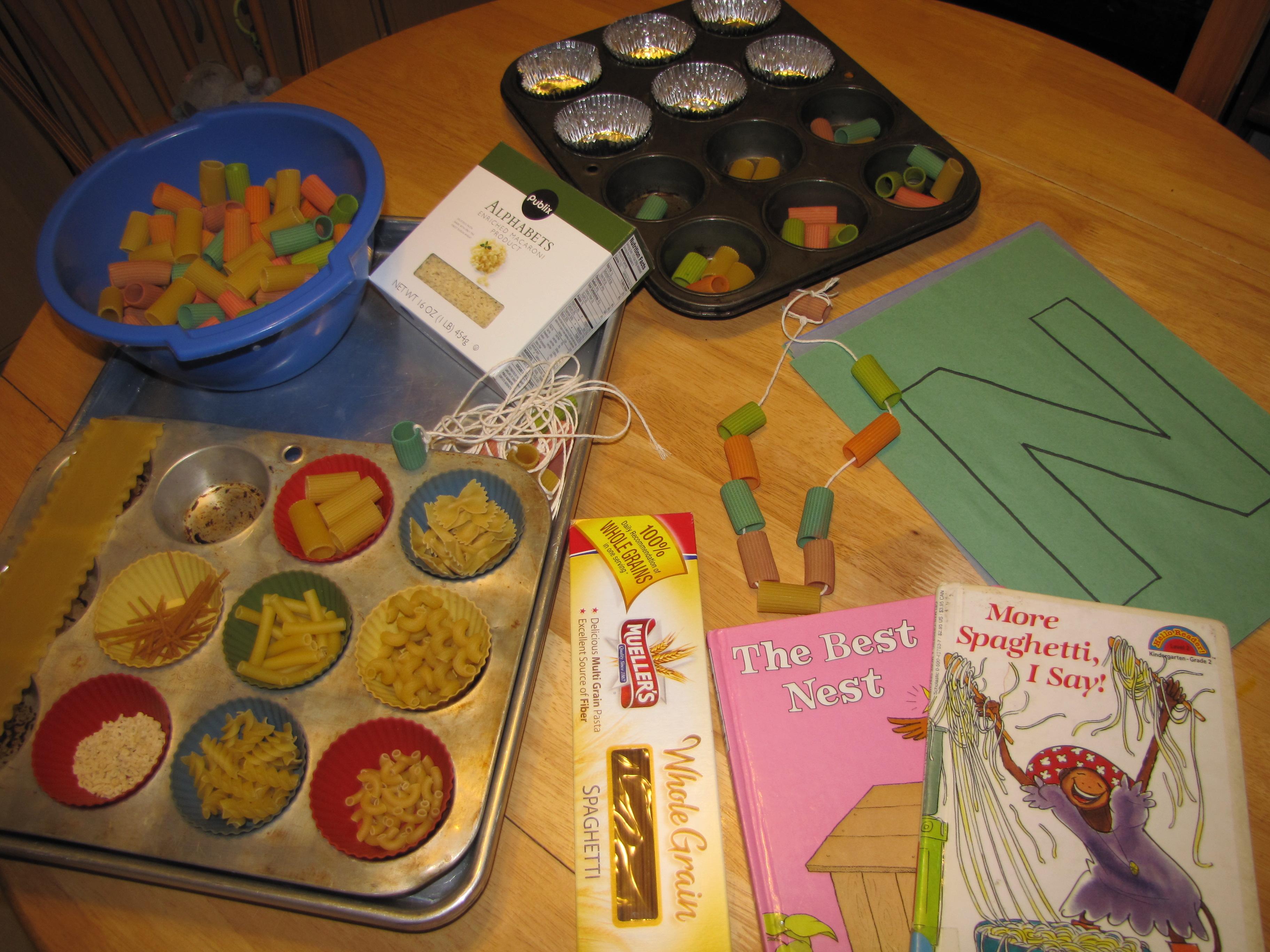 Preschool  Page   Nurture Mama