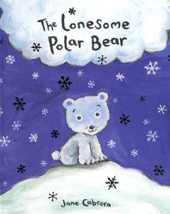 The-lonesome-snowy-polar-bear