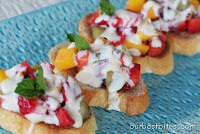 OBB Fruit Bruschetta 1 cr