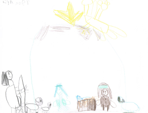 Lily_nativity_drawing